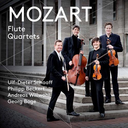 莫扎特:长笛四重奏 Nos.1-4,Ulf-Dieter Schaaff