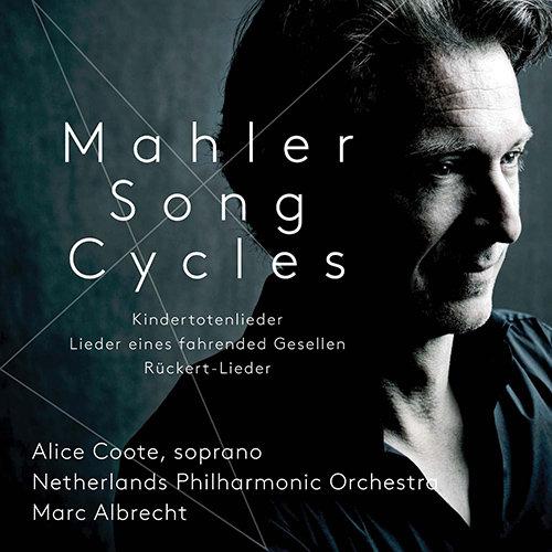 马勒:Song Cycles(荷兰爱乐乐团),Marc Albrecht