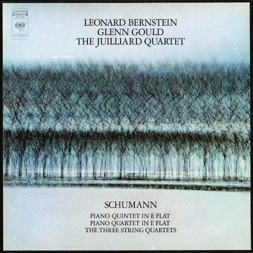 舒曼:钢琴四重奏,Op.47 & 钢琴五重奏,Op.44,Glenn Gould