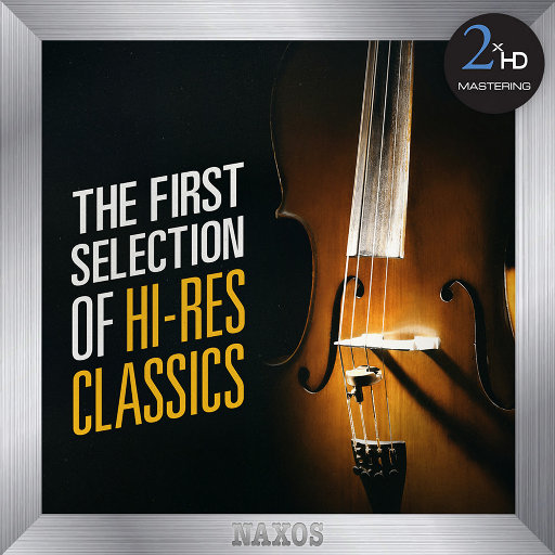 The First Selection of High Resolution Classics,Various Artist