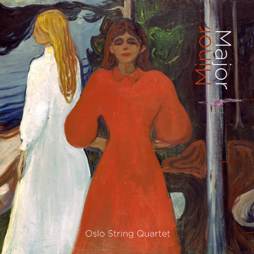 minor major (MQA),Oslo String Quartet