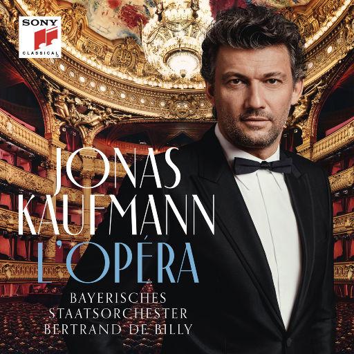 L'Opéra,Jonas Kaufmann