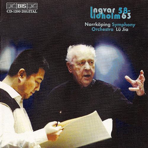 Ingvar Lidholm:管弦乐作品集 1958-1963,吕嘉