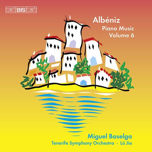 阿尔贝尼斯:钢琴作曲集,Vol.6,吕嘉