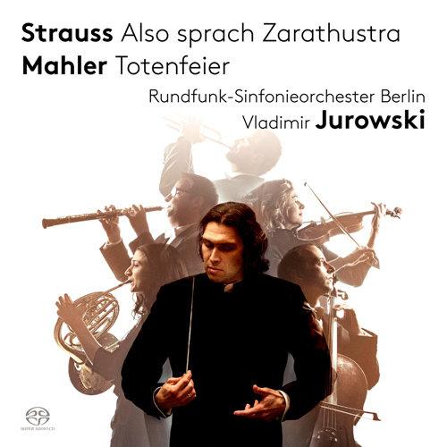 施特劳斯:查拉图斯特拉如是说 / 马勒:葬礼,Vladimir Jurowski