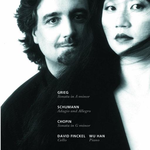 格里格,舒曼,肖邦,David Finckel/Wu Han