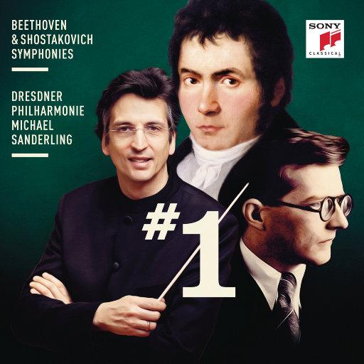 贝多芬/肖斯塔科维奇:第一交响曲,Michael Sanderling