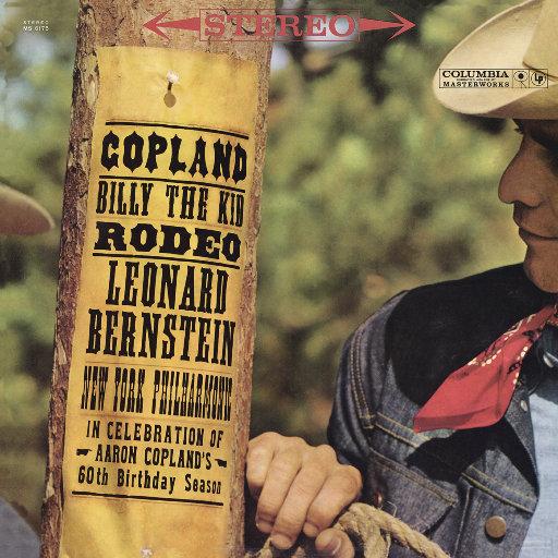 柯普兰:牧区竞技 & 比利小子 (Remastered),Leonard Bernstein