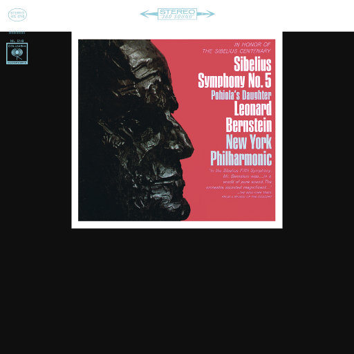 西贝柳斯:第五交响曲,Op.82 ; 波佐拉之女, Op.49 ; D小调小提琴协奏曲,Op.47,Leonard Bernstein