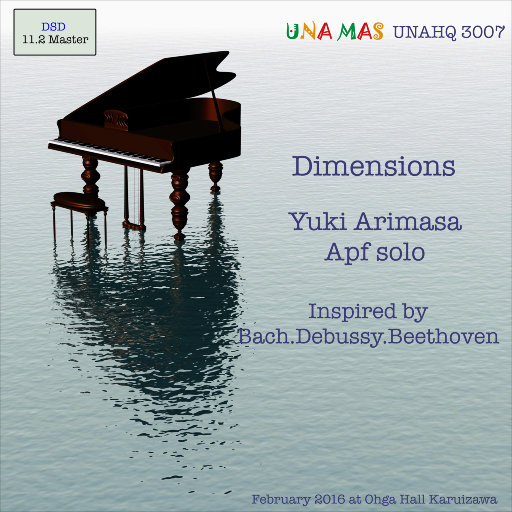 Dimensions (11.2MHz DSD),Yuki Arimasa