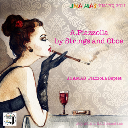 A.Piazzolla by Strings and Oboe,UNAMAS Piazzolla Septet