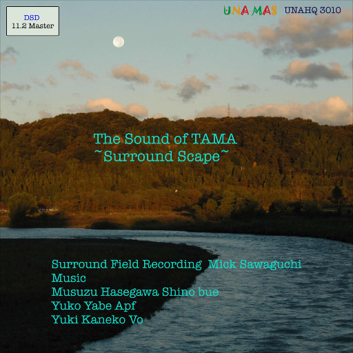 多摩之声 (The Sound of TAMA) [11.2MHz DSD],泽口真生(Mick Sawaguchi)