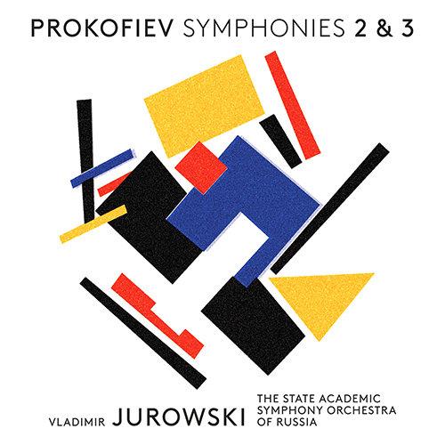 普罗科菲耶夫:第二、三交响曲,Vladimir Jurowski