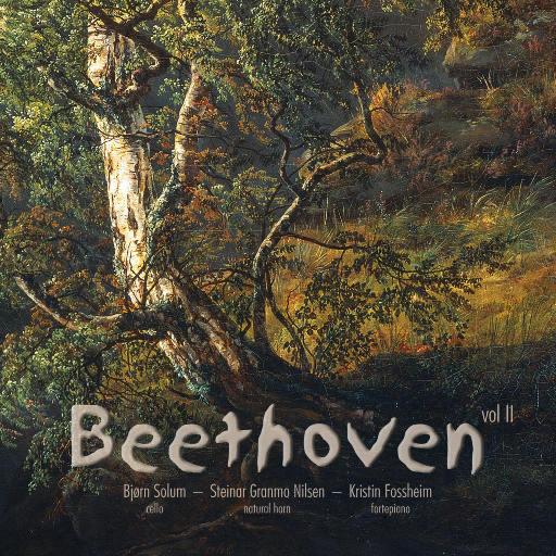 Beethoven Sonatas vol II (MQA),Bjørn Solum