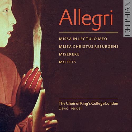Allegri:经文歌,求主垂怜曲与两首弥撒曲,Choir of Kings College London