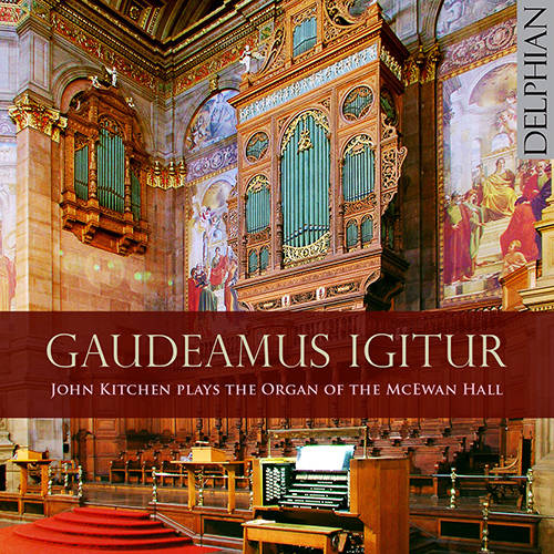 John Kitchen:Gaudeamus Igitur,John Kitchen
