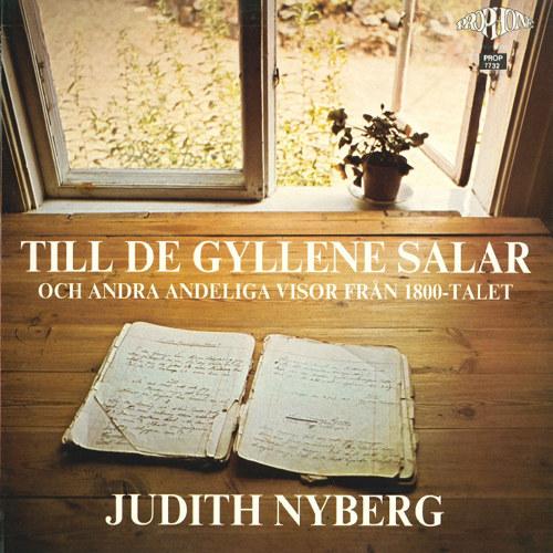 Judith Nyberg:TILL DE GYLLENE SALAR,Judith Nyberg
