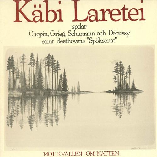 Kabi Lareteu:钢琴独奏 Vol.1,Käbi Laretei