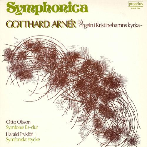 Gotthard Arnér:Symphonica,Gotthard Arnér
