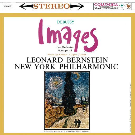 德彪西:意象集 (Remastered),Leonard Bernstein