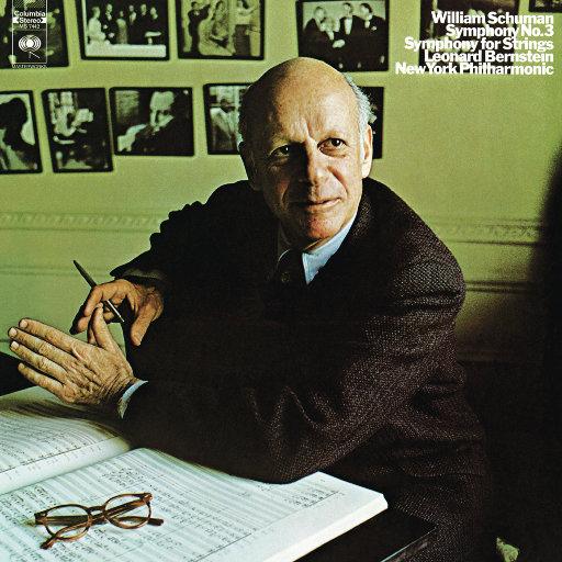 威廉·霍华德·舒曼: 第三、五交响曲(Remastered),Leonard Bernstein