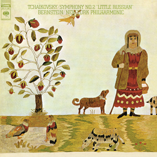 """柴可夫斯基:第二交响曲""""小俄罗斯"""",Leonard Bernstein"""