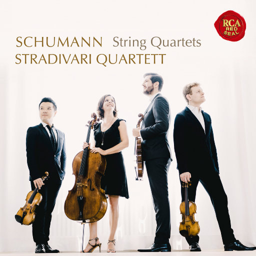 舒曼:弦乐四重奏,Stradivari Quartett