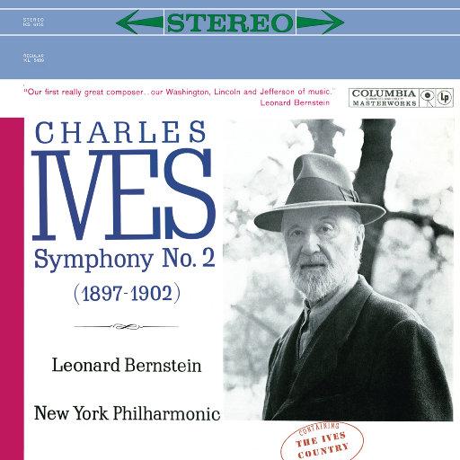 伯恩斯坦指挥查尔斯·艾夫斯作品 (Remastered),Leonard Bernstein