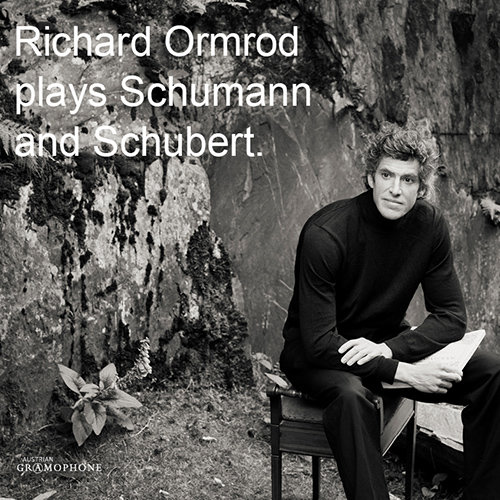 Richard Ormrod:舒曼和舒伯特作品,Richard Ormrod