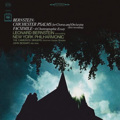 伯恩斯坦:契切斯特赞歌集、芭蕾舞剧《传真》,Leonard Bernstein