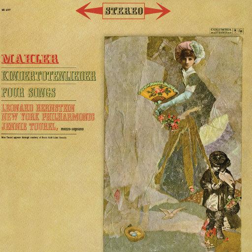 马勒:亡儿之歌、吕克特之歌三首(Remastered),Leonard Bernstein