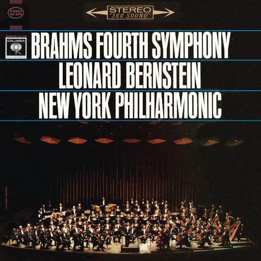 勃拉姆斯:E小调第四交响曲(Remastered),Leonard Bernstein