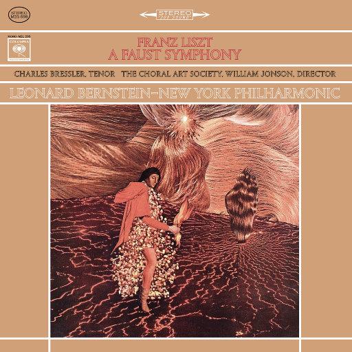 李斯特:浮士德交响曲(Remastered),Leonard Bernstein