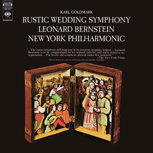 卡尔·戈德马克:乡村婚礼交响曲(Remastered),Leonard Bernstein
