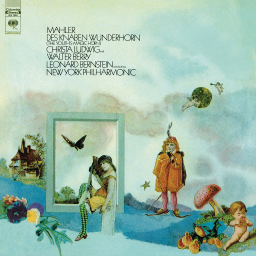 马勒:少年魔号、旅行者之歌(Remastered),Leonard Bernstein