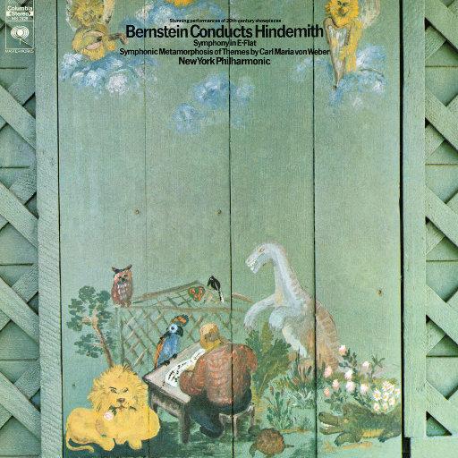 伯恩斯坦指挥亨德米特作品(Remastered),Leonard Bernstein