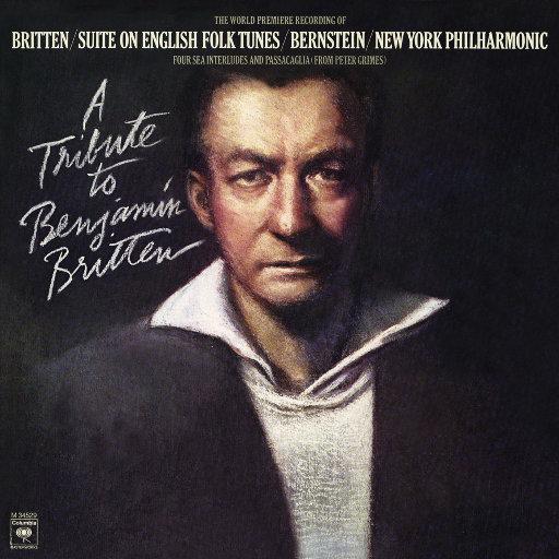 向本杰明·布里顿致敬(Remastered),Leonard Bernstein