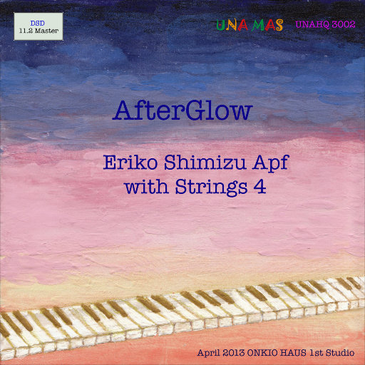 Afterglow (11.2MHz DSD),Eriko Shimizu & Strings 4