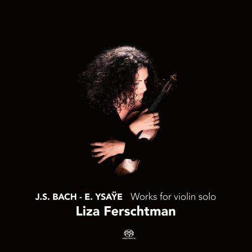Works for violin solo,Liza Ferschtman