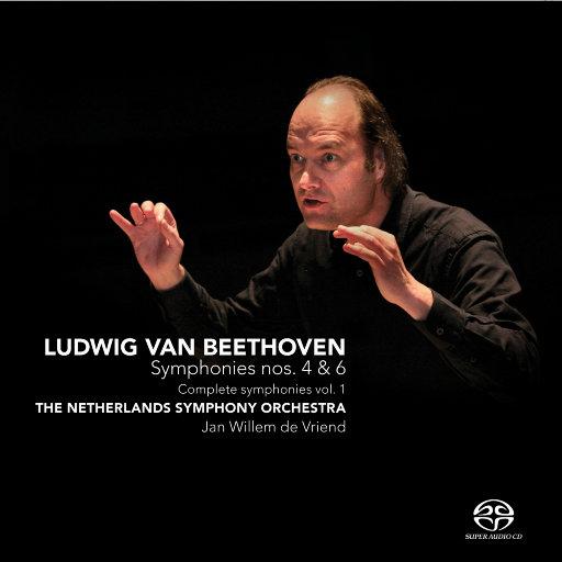 贝多芬交响曲 nos. 4 & 6 (交响全集 vol.1)(迪费恩德/荷兰交响乐团),Jan Willem de Vriend