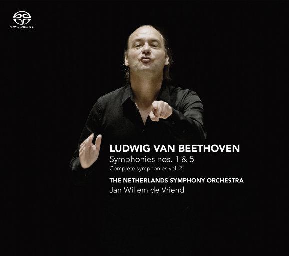 贝多芬交响曲 nos. 1 & 5 (交响全集 vol.2)(迪费恩德/荷兰交响乐团),Jan Willem de Vriend
