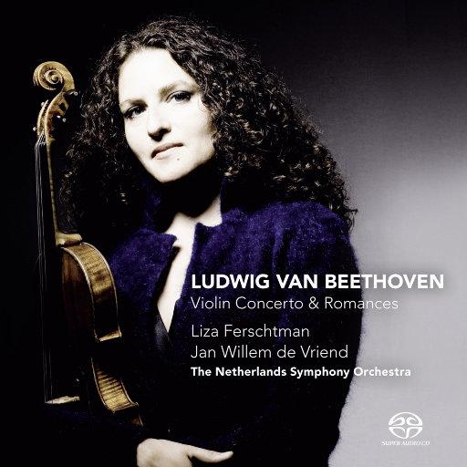 贝多芬:小提琴协奏曲 & 浪漫曲,Liza Ferschtman