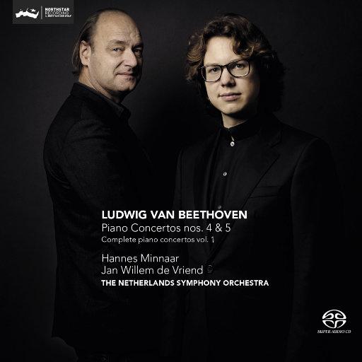 贝多芬:钢琴协奏曲 No.4 & 5(米纳/迪费恩德/荷兰交响乐团),Hannes Minnaar