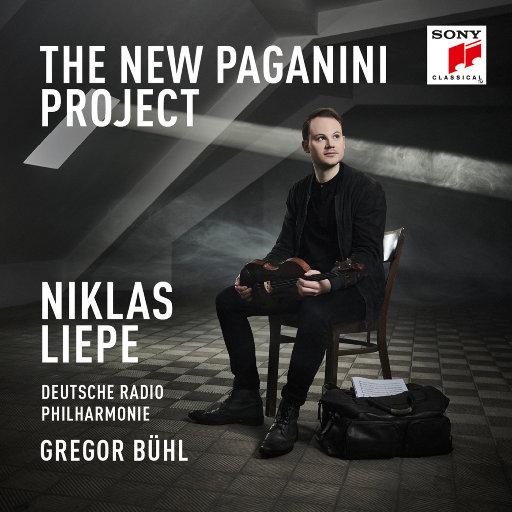 帕格尼尼计划:24首随想曲,Niklas Liepe