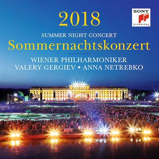 2018维也纳夏夜音乐会,瓦莱里·捷杰耶夫