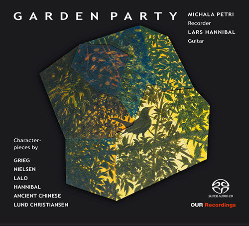 Garden Party (352.8k DXD),Michala Petri,Lars Hannibal