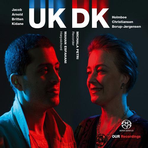 UK DK,Michala Petri