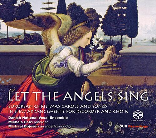 让天使歌颂:欧洲圣诞赞美诗精选,Michael Bojesen