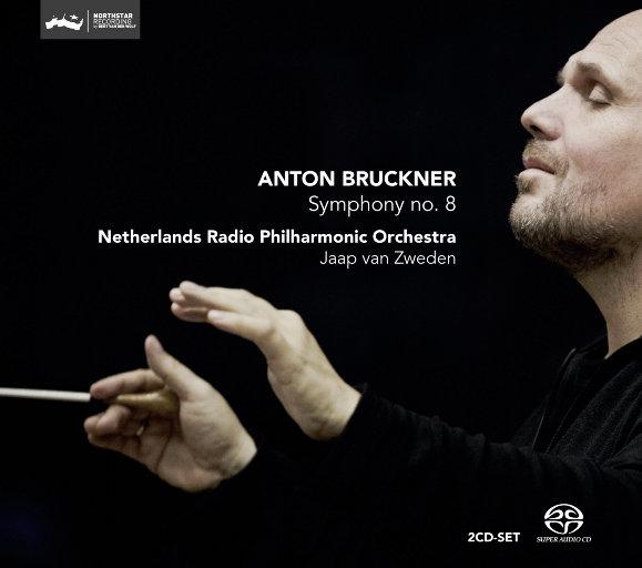 布鲁克纳:第八交响曲(梵志登/荷兰广播爱乐乐团)(2.8MHz DSD),Jaap van Zweden