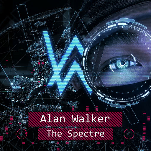 The Spectre,Alan Walker
